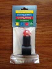 Cane Flashing Safety Light Easy To Use Clips Onto Your Cane Shaft W901-fits