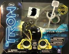 Tron Legacy Deluxe Light Cycle Clu New Fs 'Sullys Hobbies'