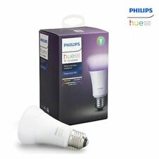 PHILIPS Hue 3.0 White and color ambiance Single Blub E26 Smart LED Lighting
