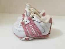 New listing Champion Baby Girls 1W Pre-Walk White Pink Propel Tennis Shoes Sneakers 60382