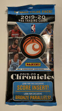 2019-20 Panini Chronicles Basketball Fat Pack Nba Cards Sealed