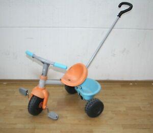 Dreirad SMOBY Orange-Blau  -