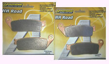 2x Sets Armstrong 320132 HH Front brake pads for Honda CB CB650 FAE   2014-15