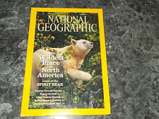 National Geographic Magazine August 2011 Spirit Bear