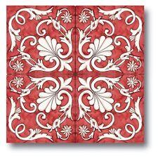 Piastrelle 20x20 Decorate A Mano ceramica Vietri Consegna 10 Gg.