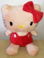 Peluche hello kitty 20 cm pupazzo originale sanrio raro gatto cat plush toys