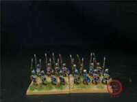 15mm DPS painted Achaemenid Persian Median infantry with javelin & shield GH2664