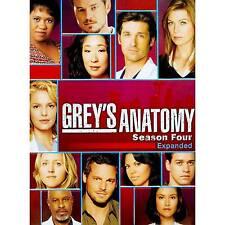 Grey's Anatomy Complete Season 4 R1 DVD