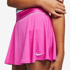 NIKE COURT FLOUNCY TENNIS SKIRT SIZE GIRLS XL (fits for womens size M)AR2349 623