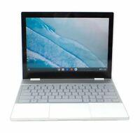 "Google Pixelbook 12.3"" Touchscreen Intel i5 128GB SSD 8GB Silver GA00122 Bare"