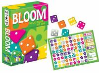 Bloom The Wild Flower Dice Game Gamewright GWI 1207D Family Roll & Write