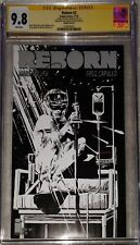 """Reborn 2 Cover D """"The Collection of Capullo"""" CGC SS 9.8 sig Capullo NETFLIX"""