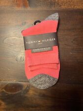 Brand new With Tags Tommy Hilfiger socks pink