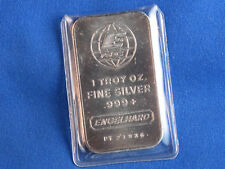 Engelhard Minerals & Chemicals .999 Silver 1 Oz Bar B4445