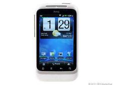 HTC Wildfire S - White (MetroPCS) Smartphone