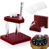 Fitting Watchmaker Repair Tool Watch Hand Presto Chrono Press Presser Setting US