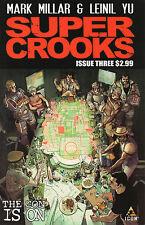 Super Crooks #3 (NM) `12 Miller/ Yu