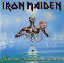 Iron Maiden [CD] Seventh son of a seventh son (1988)