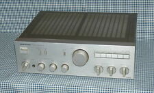 Onkyo A-8250  -  Integrated Stereo Amplifier  -  silber