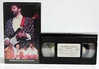 The Eric Clapton Concert. Birmingham England July 1986. VHS