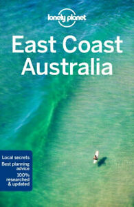 NEW East Coast Australia By Lonely Planet Travel Guide Paperback Free Shipping