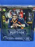 2020 PANINI PLAYBOOK FACTORY SEALED NFL MEGA BOX IN HAND - FREE SHIPPING