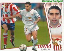 DAVID CASTEDO ESPANA SEVILLA.FC CROMO STICKER LIGA ESTE 2005 PANINI