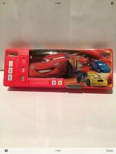 Disney Pixar Cars Birthday Gift Cartoon Stationery Multifunction Pencil Case/Box