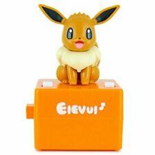 Japan Takara Tomy Pop'n step Pokemon Eevee Talking Dancing Toy Figure
