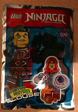 LEGO SET NINJAGO POLYBAG FIGURINE MINIFIG NINJA CLOUSE LE MECHANT MAGICIEN