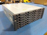 NetApp DS4243 Disk Shelf 4x PSU 2x  IOM3 SAS Controllers Storage Array/SAS TRAYS