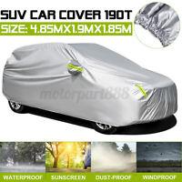 Telo Auto Copriauto Impermeabile Copertura Copri auto Anti Pioggia Sole Taglia L