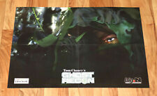 Tom Clancy's Splinter Cell / Tom Clancy's Ghost Recon Very Rare Poster Ubisoft..