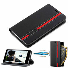 Premium Customised Stylish Wallet Flip Cover Case For Xiaomi Redmi 3s & 3s Prime