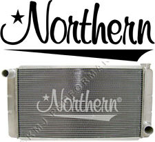 "Northern 28"" x 16"" Stock Car Drag Race Aluminum Racing Radiator Low Profile NHRA"