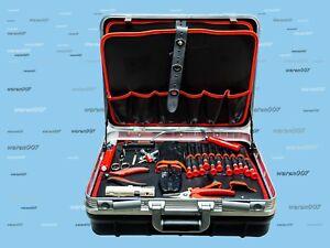 Hartschalenkoffer Werkzeugkoffer DNT m 32 Werkzeugen 170310 17 0310 Fa Cimco NEU