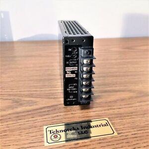 SHINDENGEN EY124R2U 120VAC ...OUTPUT 12VDC 4.2A POWER SUPPLY