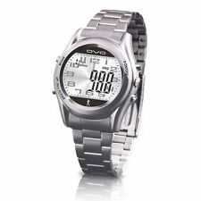 Stainless Steel Case Adult Brushed Wristwatches