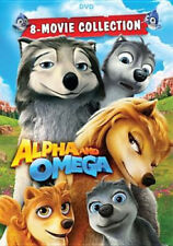 Alpha and Omega: 8 Movie Collection - DVD - Free Shipping. - New
