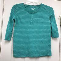 Cherokee Size L ( 10 - 12 ) Super Cute Girls Shirt Top