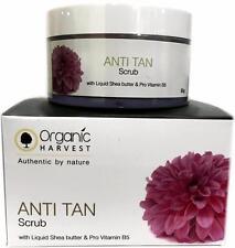Organic Harvest Anti Tan Scrub 50 gm Liquid butter pro Vitamin B5 Herbal