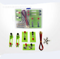 Kids Electric Circuit Kit Learning for Children School Student Science Toy