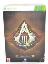 ASSASSIN'S CREED III - Edition Freedom XBOX 360 PAL EURO FR occasion complet TBE