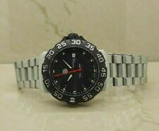 Tag Heuer Formula 1 Black Quartz Swiss Date Watch
