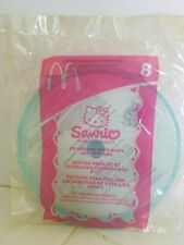 McDonalds Happy Meals 2002 Sanrio CD Holder with Body Art Tattoos #8 in Package