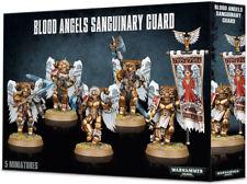 Warhammer 40k Blood Angels Sanguinary Guard Extra Bits
