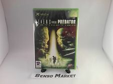 ALIENS VERSUS VS PREDATOR EXTINCTION XBOX ORIGINALE e 360 ITALIANO NEW SIGILLATO
