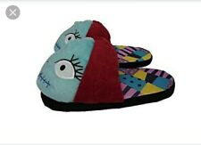 Disney Nightmare Before Christmas Sally House Slippers M (7-8) Multi-Color