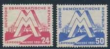DDR Nr. 282-283 postfrisch / ** (38053)