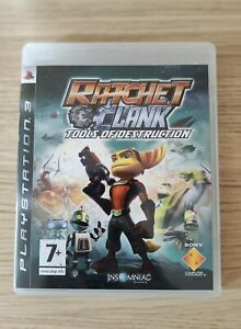 Ratchet and Clank: Tools of Destruction (PS3)